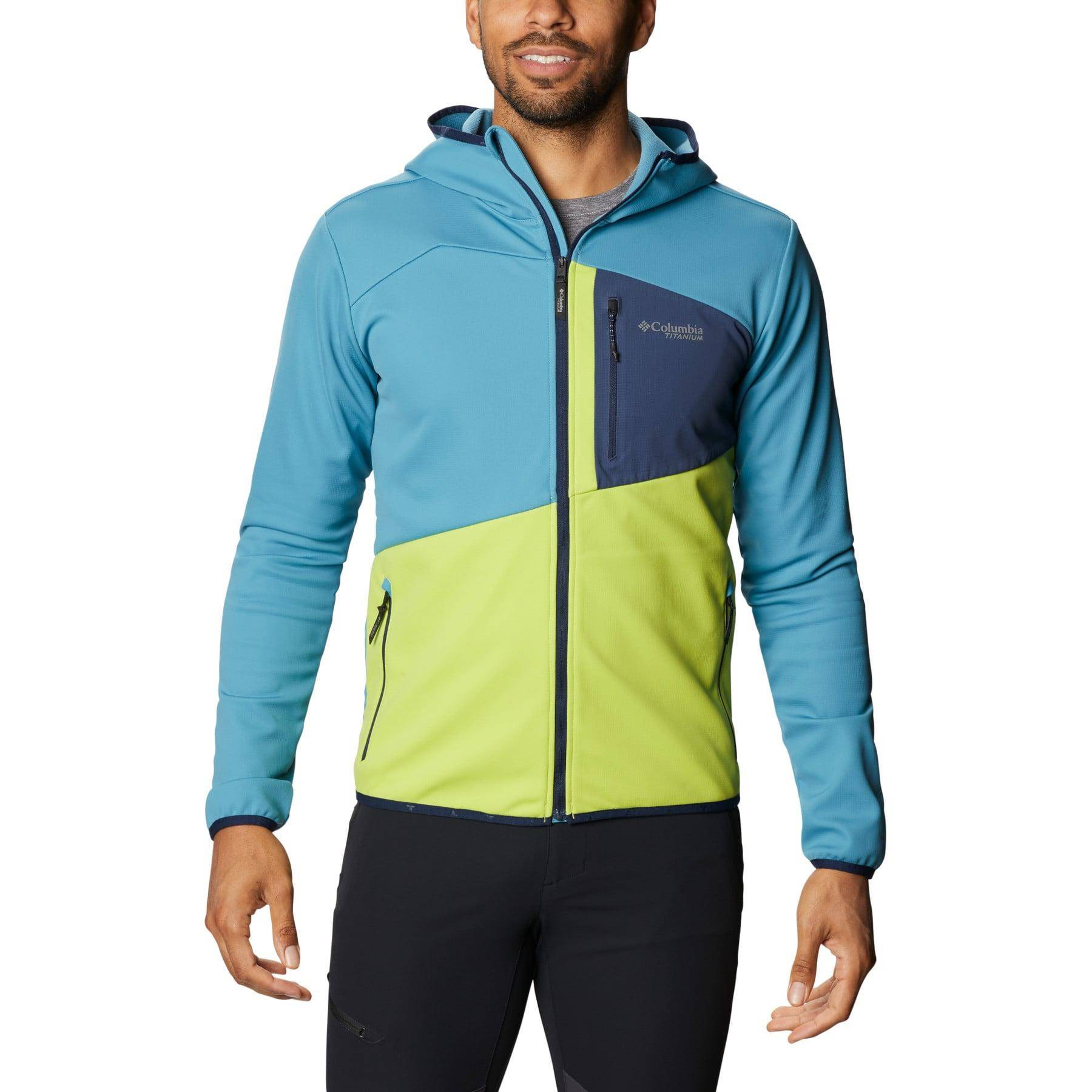 Bluza Columbia Peak Pursuit Tech Hood Canyon 1911581430