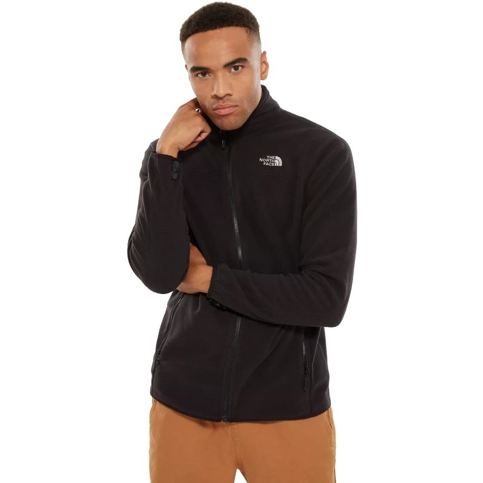 Polar The North Face 100 Glacier Full Zip T92UAQJK3