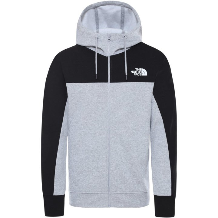 Bluza The North Face Himalayan FZ Hoodie T94SWMGAU