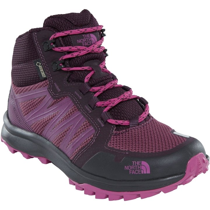 Buty trekkingowe damskie The North Face Litewave Fastpack Mid GTX® T93FX32KH