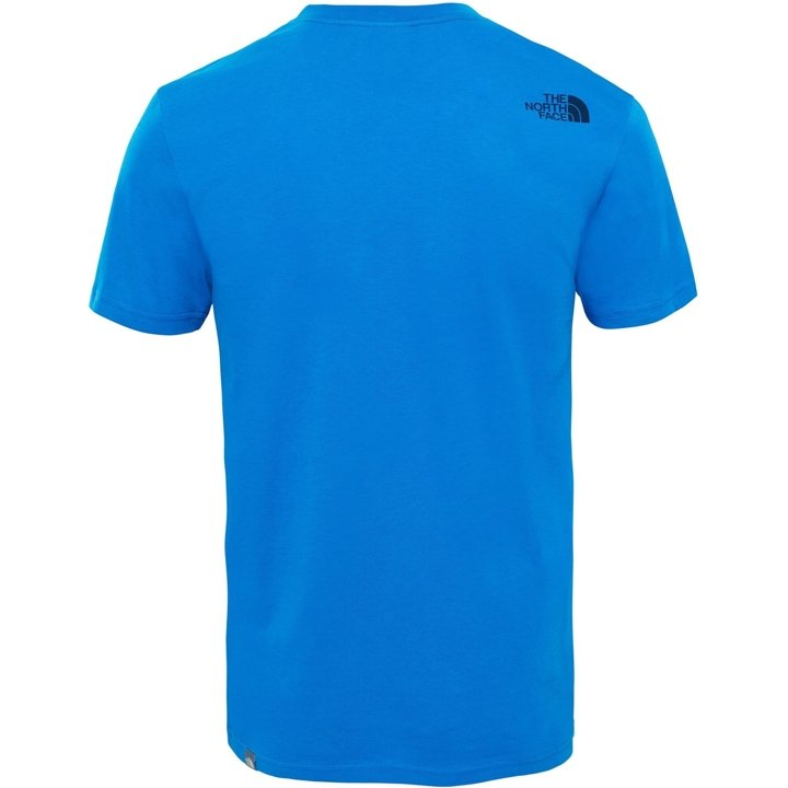 Koszulka The North Face S/S Mountain Line T0A3G2F89